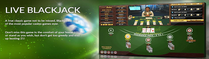 Sbobet88 Casino Blackjack